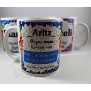 Spanish name mugs