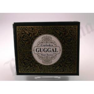Natural Guggal in resin