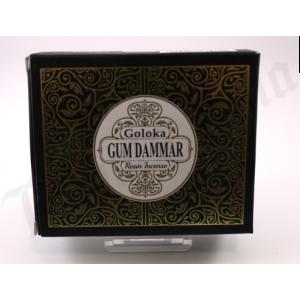 Natural Gum Dammar in resin